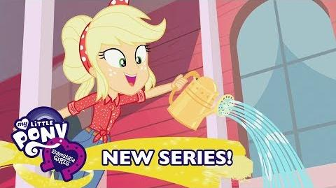MLP_Equestria_Girls_-_'5_to_9'_Music_Video_💪