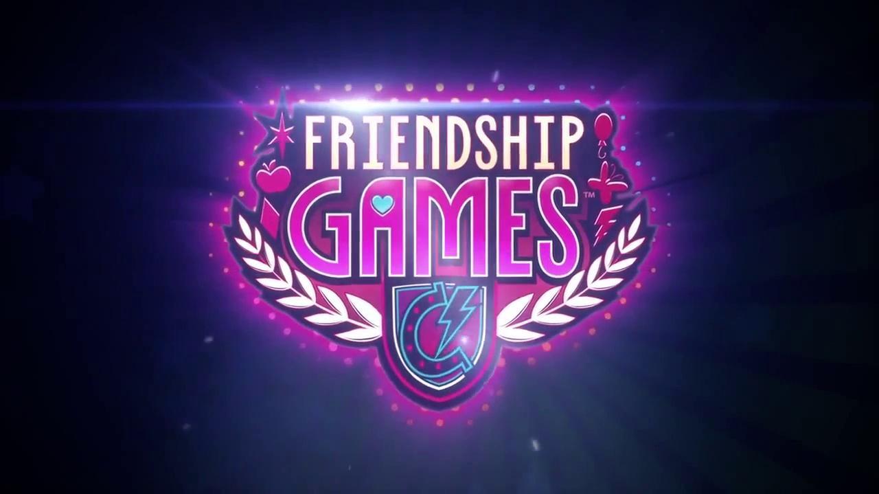 Equestria Girls - Friendship Games Trailer Legendado PT-BR