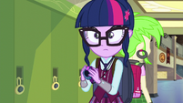 Twilight surprised someone knows her name EG3