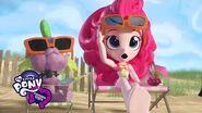 MLP Equestria Girls Minis - 'Beach Fun' Digital Short 🏖️