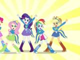 Equestria Girls (Música da Lanchonete)