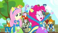 "Pinkie Pie ""a beautiful Saturday"" SS4"