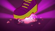 Time Twirler releases magical energy EGSBP