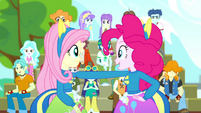 """Pinkie Pie """"every cheer counts"""" SS4"""