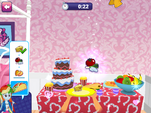 MLPEG app catch the ingredients mini-game 1