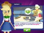 MLPEG app Applejack's quest 1