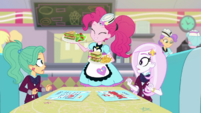 Pinkie Pie returns with two club sandwiches EGDS39