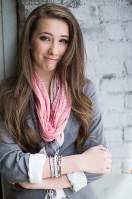 Michelle Creber 2013 profile.jpg
