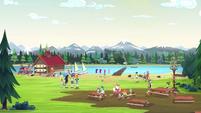 Camp Everfree waterfront EG4