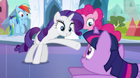Rarity -you are a princess now- EG