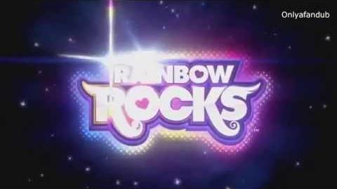 (Legendado) Novo Trailer de Equestria Girls - Rainbow Rocks