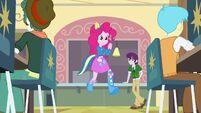 Pinkie Pie running