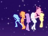 My Little Pony: Equestria Girls Tema de Abertura