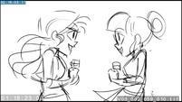 """EG3 animatic - Sunset and Sci-Twi """"it's calling out my name"""""""