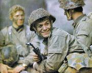 Three NVA soldiers, wearing their FDU