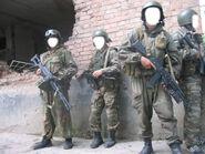 2nd Chechen War Mokbas