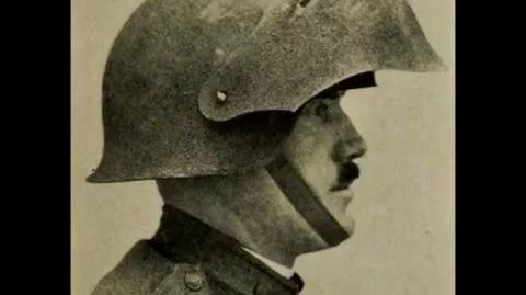 Experimental American Helmets of World War 1