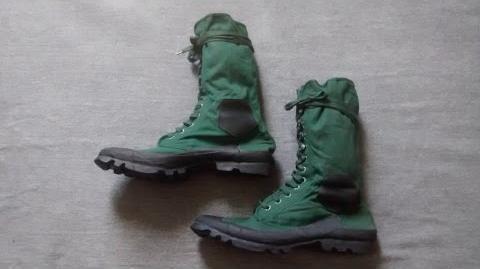 British Army Jungle Boot