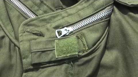 VINTAGE 1967 pattern M-65 Field Jacket