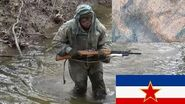 "Yugoslavian ""Mountain"" pattern Camouflage Effectiveness"