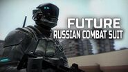 RATNIK Combat Suits Built by the Central Research Institute, The Near Future of Russian Combat Suit