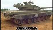 T-80BV in East Germany