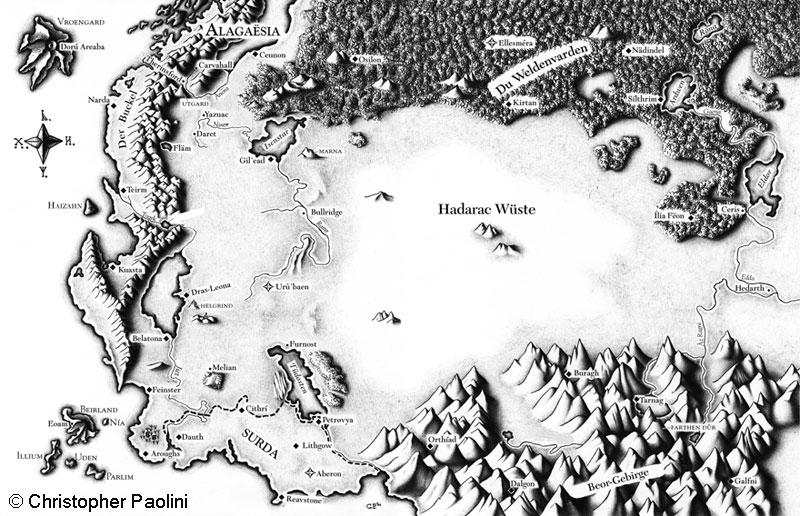 Die Welt | Eragon Wiki | Fandom