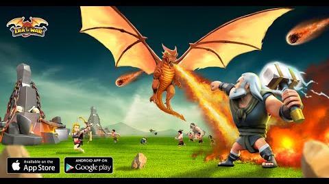 Era of war Combo Dragon - Balloon