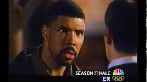 ER - Season Finale promo, May 2000