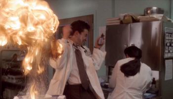Doctor Carter, I Presume