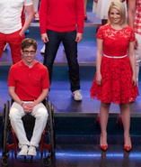 6x13 Artie & Quinn 2 I Lived