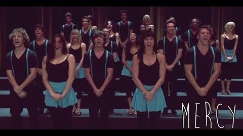 "GLEE - Full Performance of ""Mercy"""