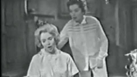 """Rosalind Russell & Jacqueline McKeever """"Ohio"""" from Wonderful Town - 1958-0"""