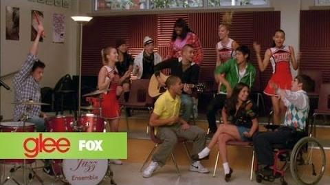 Glee - Ride With Me