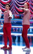 6x13 Blaine & Mason I Lived
