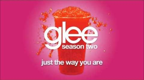 Just The Way You Are Glee HD FULL STUDIO