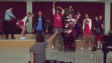 """GLEE - Full Performance of """"Bust A Move"""""""