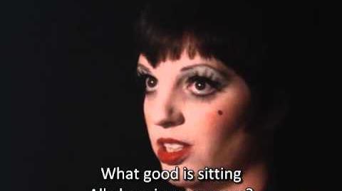 Cabaret - Cabaret (1972) High Quality Stereo Sound, Subtitled