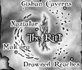 Mapa de The Eye