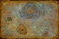 Mapa de la Vorágine