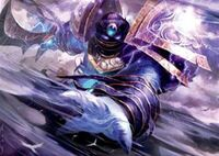 Imagen de Al'Akir el Señor del Viento