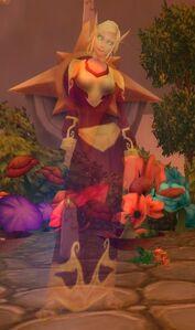Imagen de Espíritu de elfa de sangre alegre