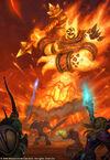 Ragnaros el Señor del Fuego