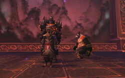 Gods and Monsters - Wrathion and Deathwing.jpg