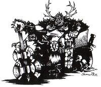 Imagen de Jefe de Guerra Blackhand