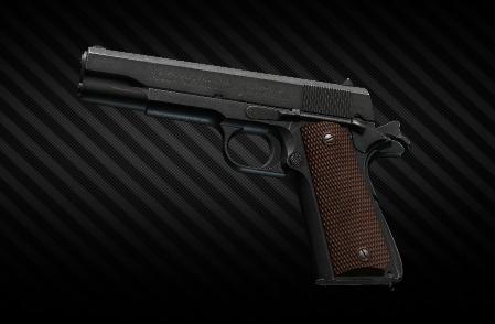 Colt M1911A1 .45 ACP pistol