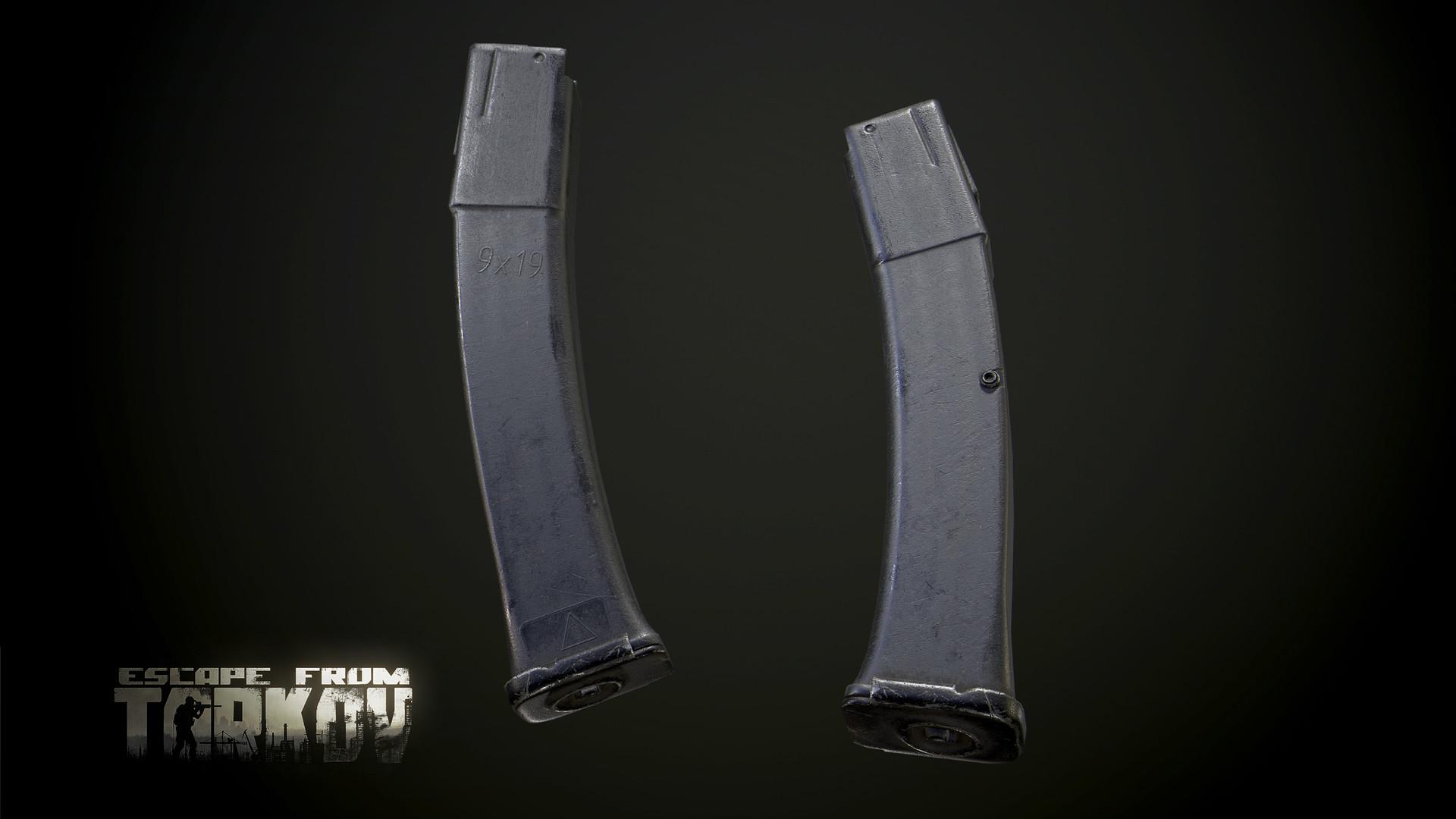 Saiga-9 9x19 Carbine