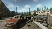 Escape from Tarkov Customs 86