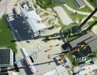 Customs - Construction site expansion (1)