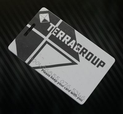 Object 11SR keycard